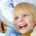 """Стоматология детского возраста в клинике """"Айсберг"""" на Бассейной, 43"""
